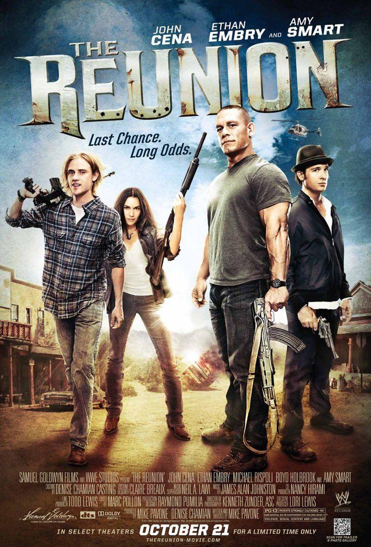 The Reunion The Reunion John Cena Amy Smart
