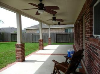 Designing And Building Custom Concrete Patios And Patio Covers For The  Outdoor Houston Lifestlye. Specializing In Decorative Concrete Resurfacing  And New ...