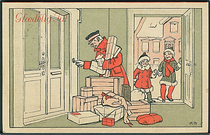 claus ib olsen glædelig jul