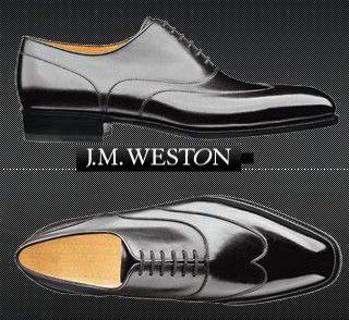 JM WESTON - Richelieu à bout golf Ligne Claridge 476