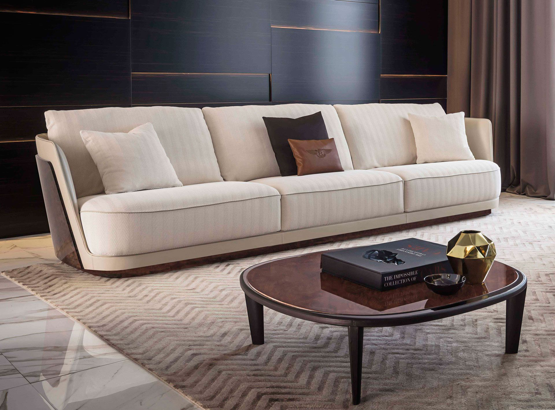 Luxury Living Luxury Italian Furniture Enjoy The Richmond Sofa As You Would Contemporary Designers Furniture Da Vinci Lifestyle Luxury Italian Furniture Furniture Living Room Sets Furniture