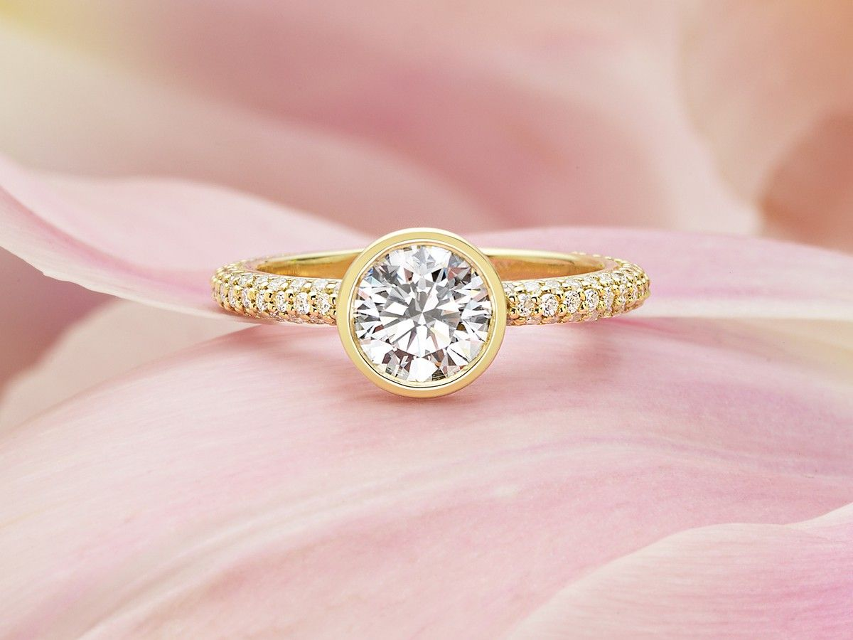 Pretty little diamond ring == | accessories | Pinterest | Brilliant ...