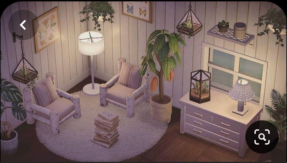 Bedroom Or Living Room Idea In 2020 Animal Crossing An