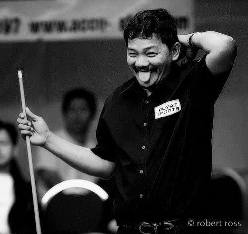 Efren Reyes Famous Pool Players Hi Res Images
