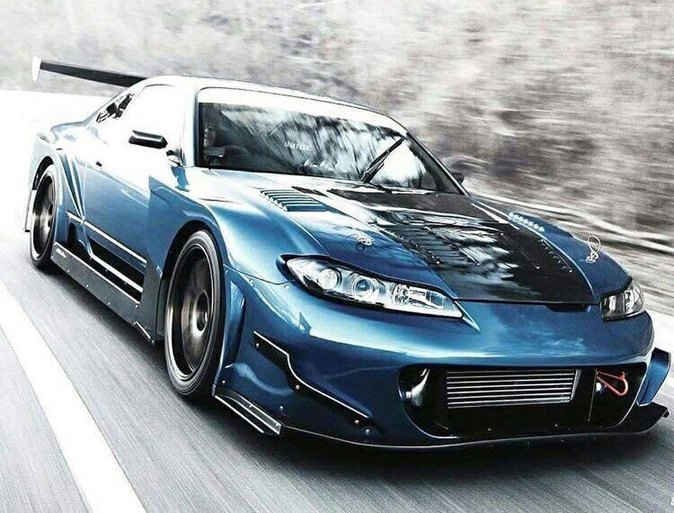 Nissan Silvia S5 Spec R Modified Ideas Autos deportivos