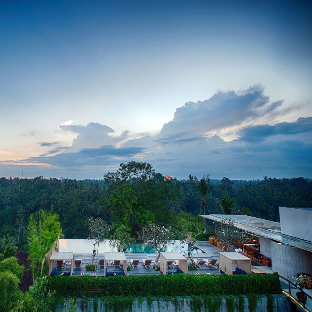 Bisma Eight Ubud. Bali. What\'s better than a Balinese boutique hotel ...