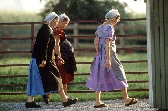Amisch Sekte Die Bizarre Radikalrasur Im Namen Des Glaubens Welt Frau Amische Katholisch