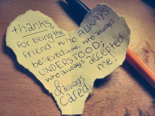 Thankful Friendship Quotes | Added: June 23, 2012 | Image ...