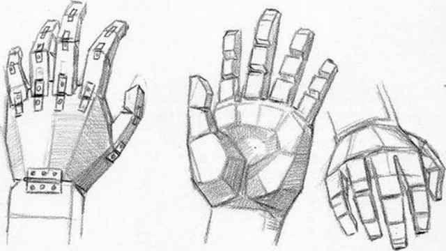 Hand Anatomy Drawing Hand Anatomy Drawing Tips Pinterest Hand