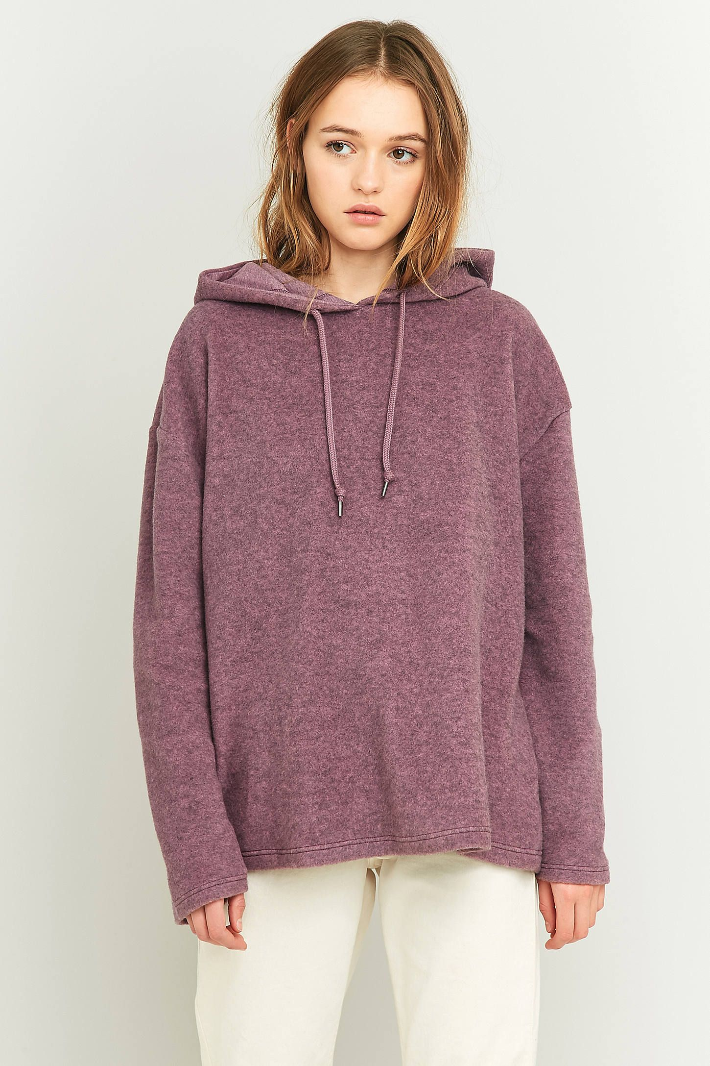BDG Fluffy Pullover Hoodie | Pullover, Latest styles and Hoodie