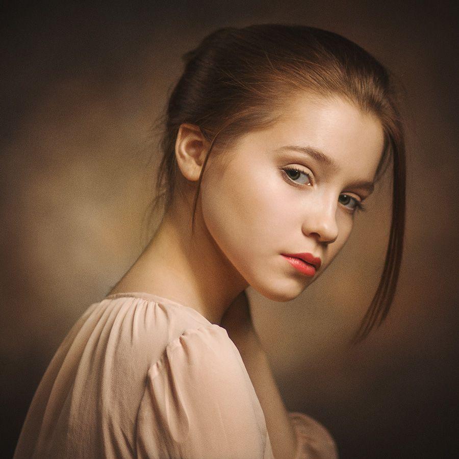 Studio teen model sandra