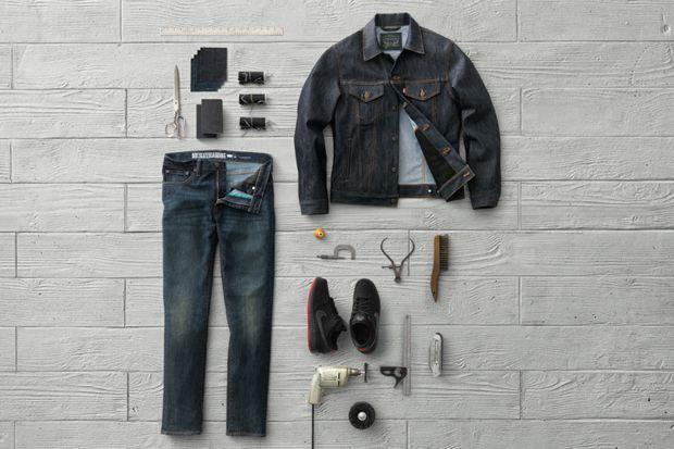 Nike x Levi's 511 Skateboarding Collection | Hypebeast