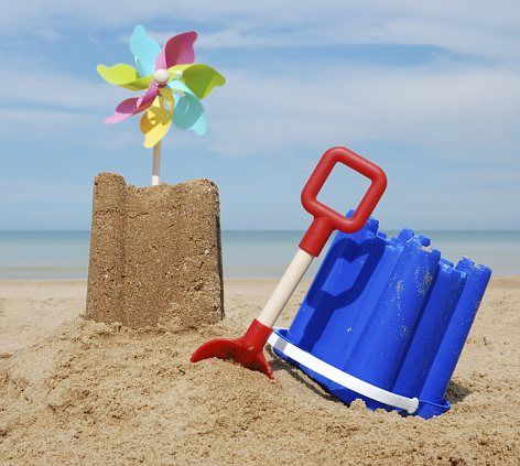 Image result for holiday bucket and spade