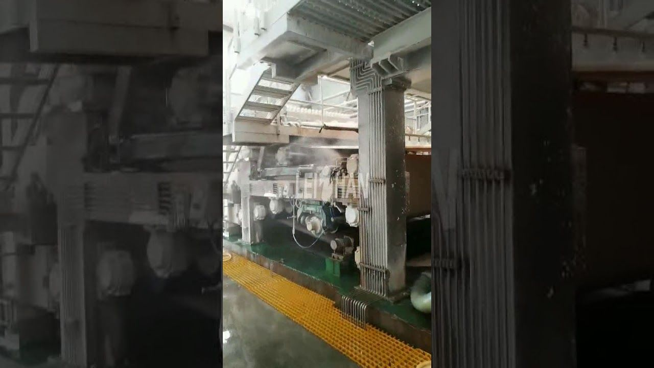 High Speed Tissue Paper Machine Production Line | any needs