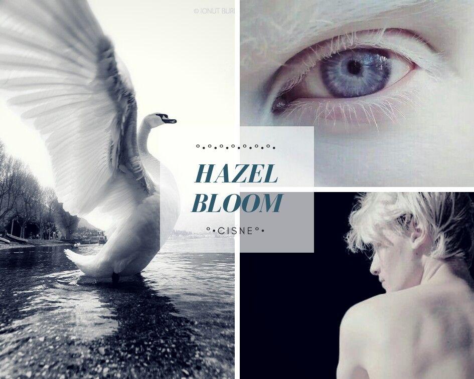 Hazel Bloom  Un Chico Albino Que Lamentablemente Habita En