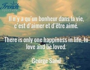 12 Beautiful French Love Quotes With English Translation | French .