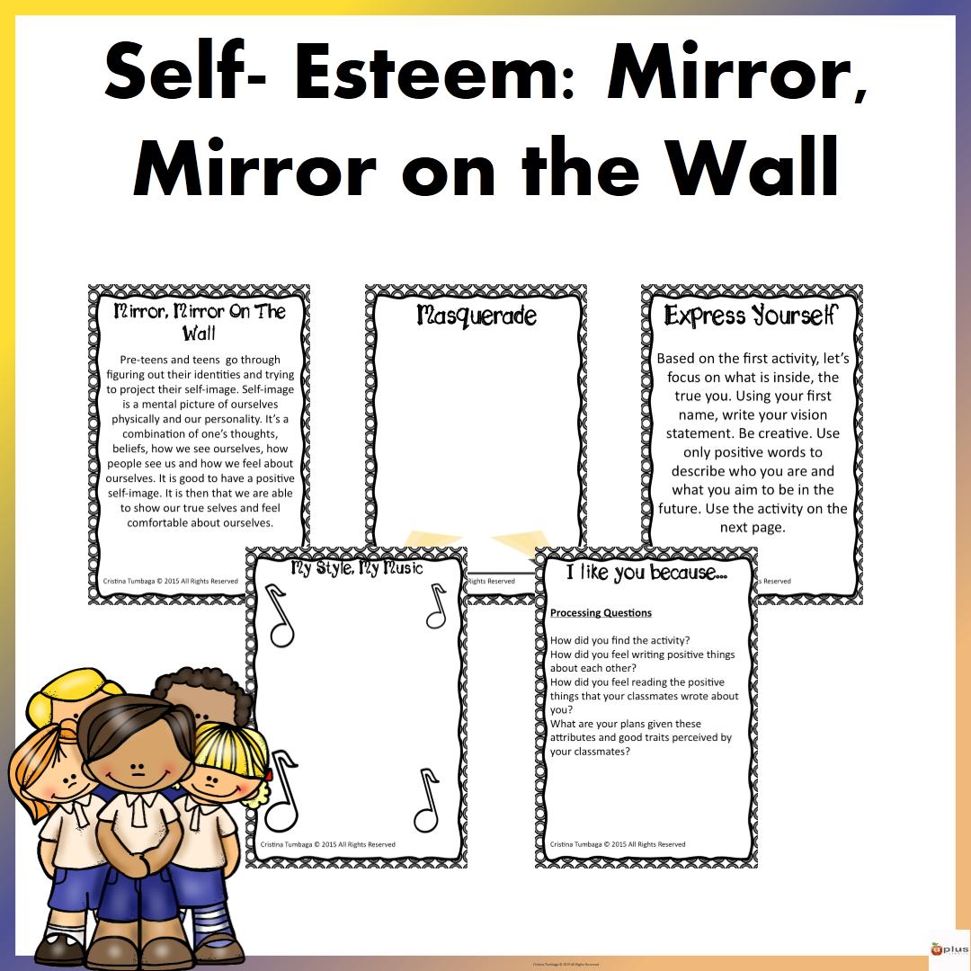 Self Esteem Mirror Mirror On The Wall