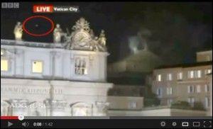Aliens Over the Vatican!