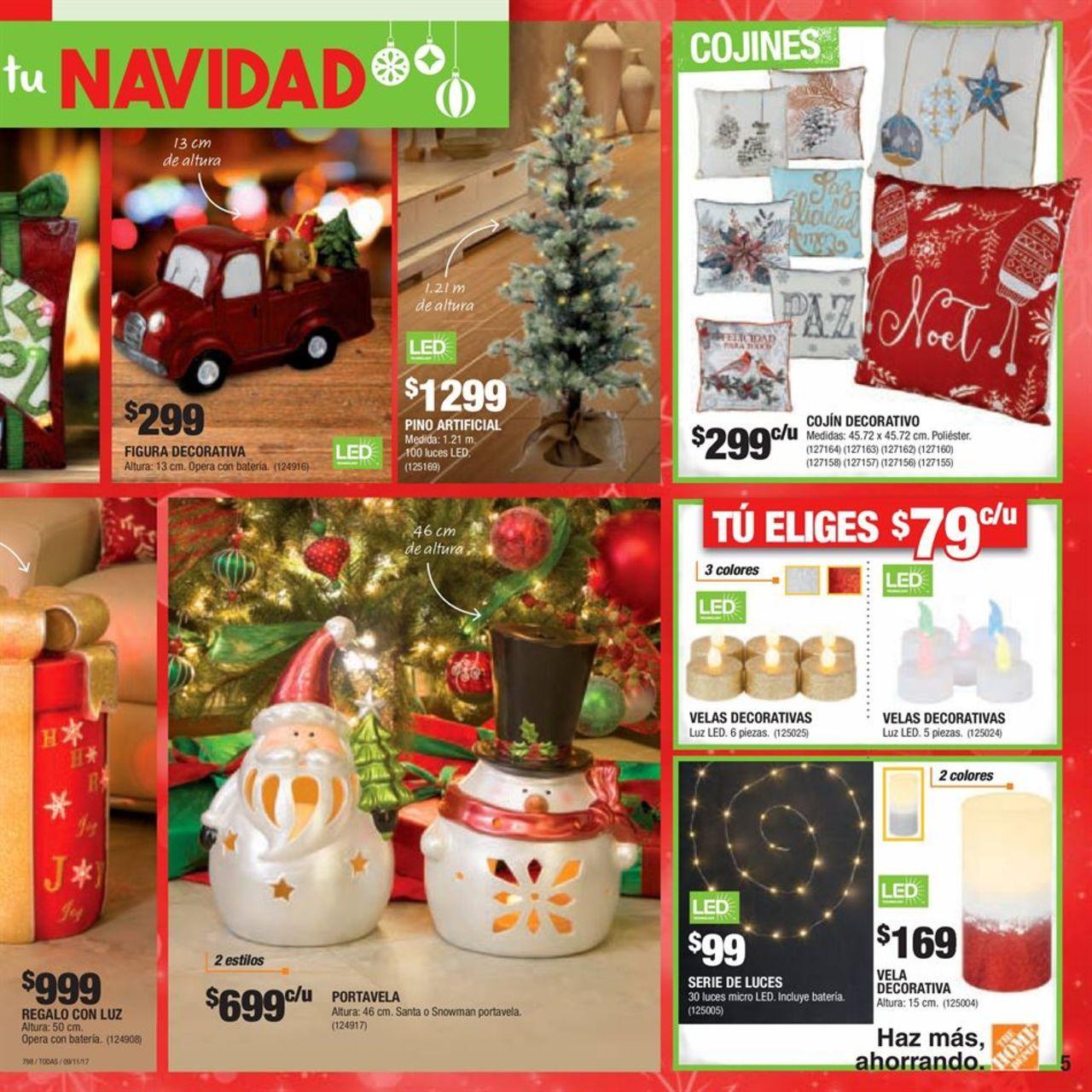 914f567f65216 inspiremos tu navidad 2018 catalogo the home depot