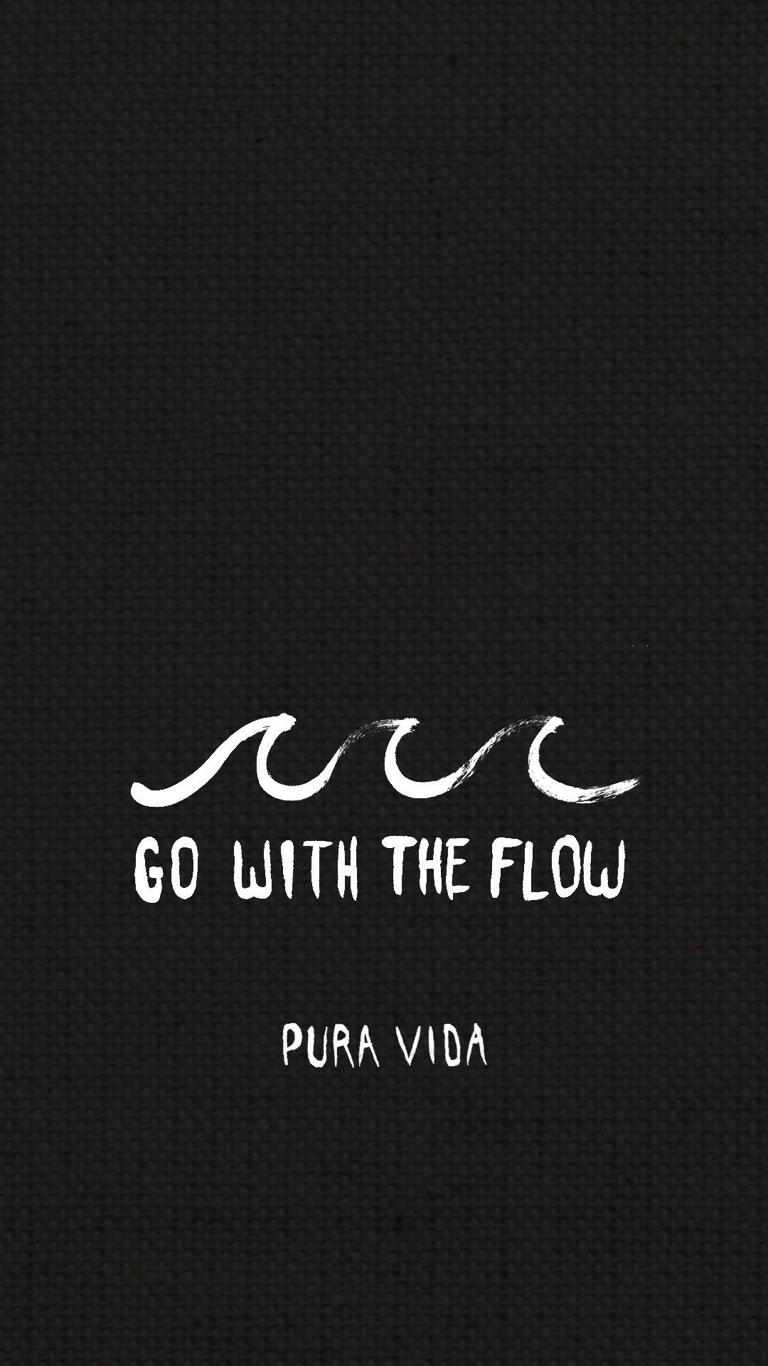 Go with the flow from Pura Vida Bracelets