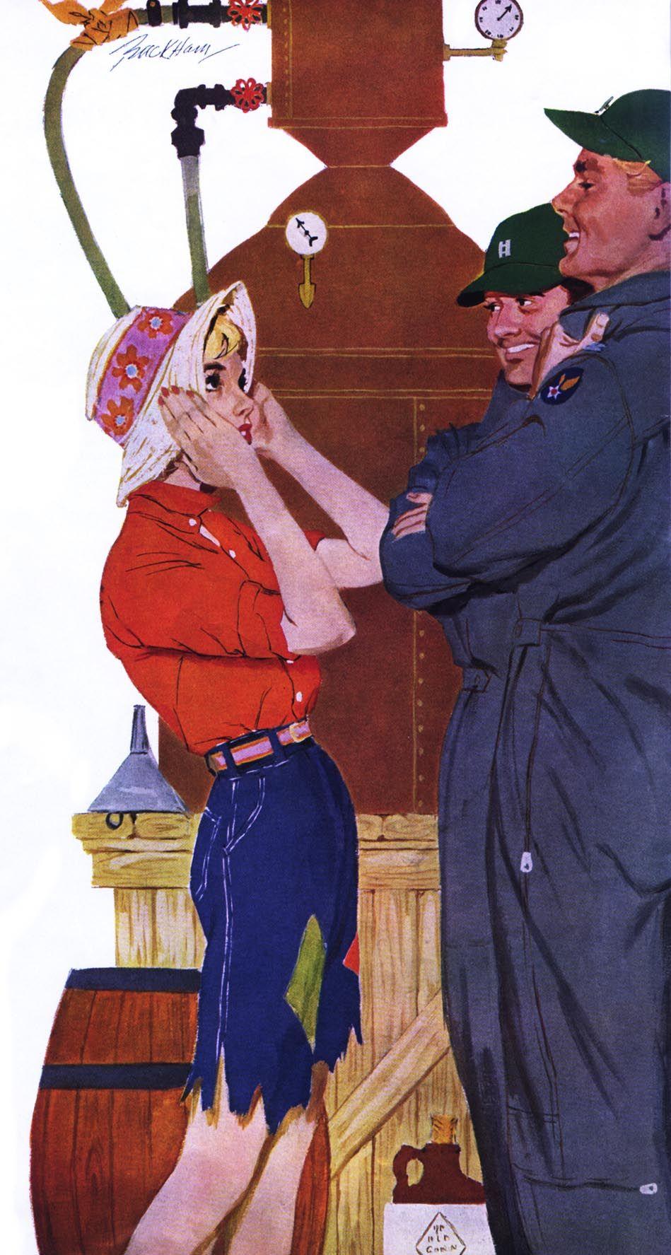 Help - Jon Whitcomb (1906–1988)