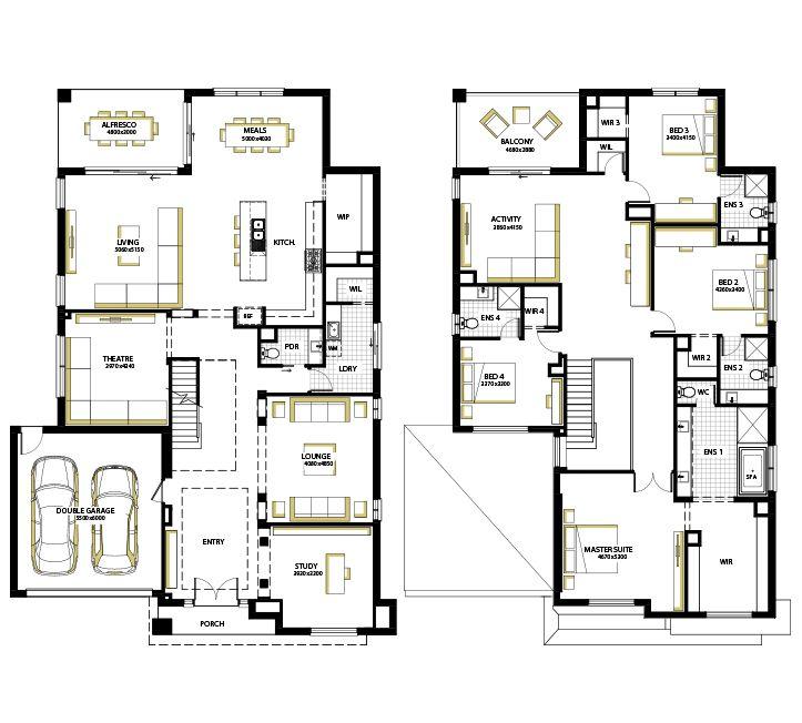 Home Designs & House Plans, Melbourne | Carlisle Homes | Homes ...