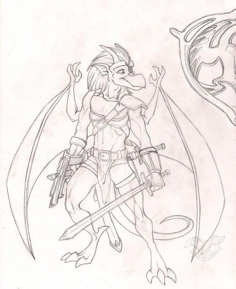 Time Dancer Brooklyn Sketch Gargoyles Cartoon Gargoyles Art Gargoyles Disney