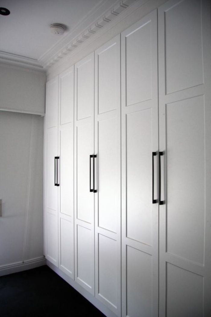 Best A Black And White Bedroom Part 1 Built In Cupboards 400 x 300