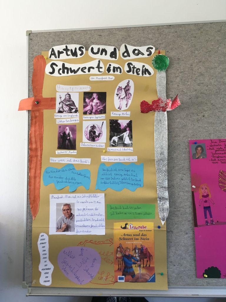 Buchprasentation Klasse 3 Bucher Buchvorstellung Grundschule Prasentation