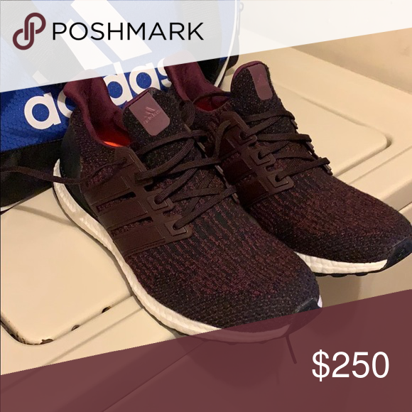 931980ac03b Adidas Ultra boost 3.0 deep burgundy 9.9 of 10 you could just eat em ...