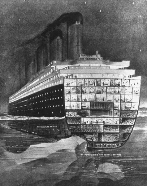 real photos original titanic images タイタニック 船 历史