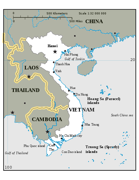 map vietnam world of maps vietnam vietnam war and  map vietnam vietnam waressay