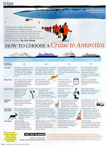 How To Choose A Cruise To Antarctica