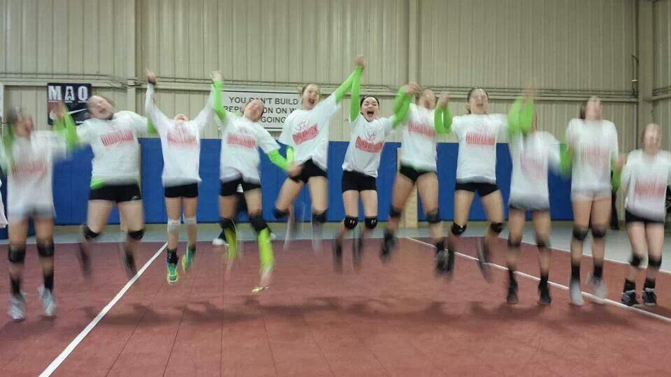 My Team Black Swamp Winning A Volleyball Tournament Volleyball Tournaments Sports Volleyball