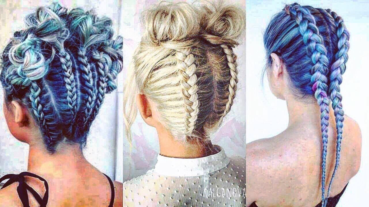 amazing hairstyles tutorials compilation cute girls
