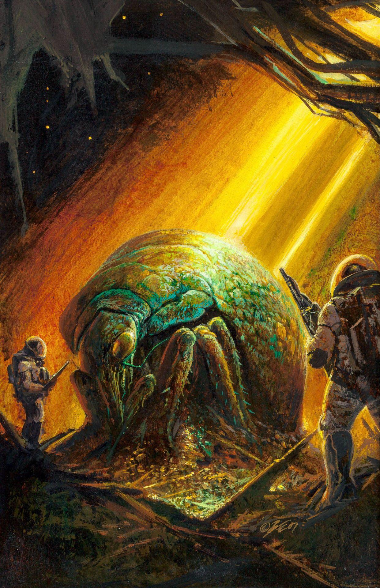 Bob Eggleton Science Fiction Art In 2019 70s Sci Fi