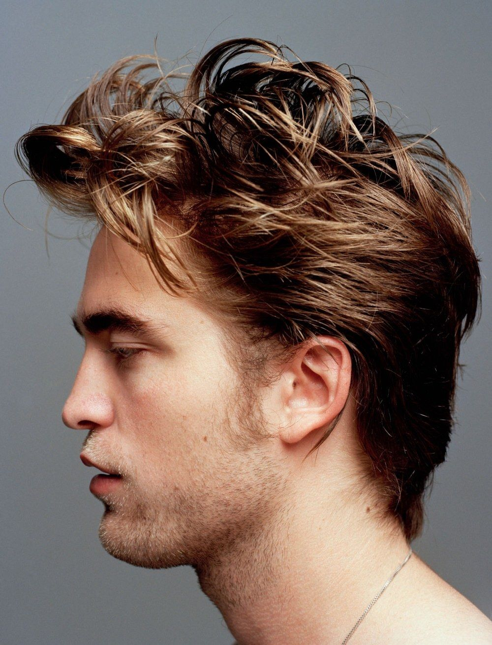 Robert Pattinson Robert Pattinson Stylish Hair Mens Hairstyles