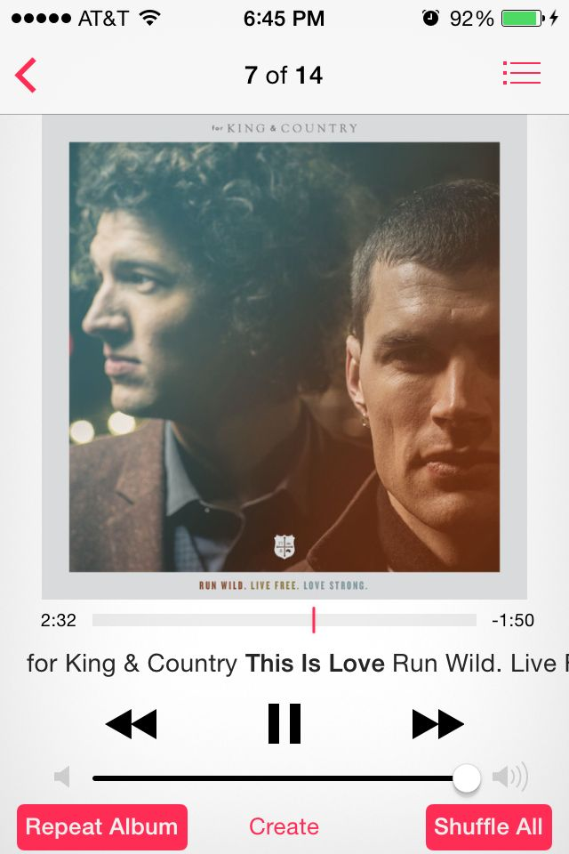 Our First Dance Song For King And Country Wedding Dream