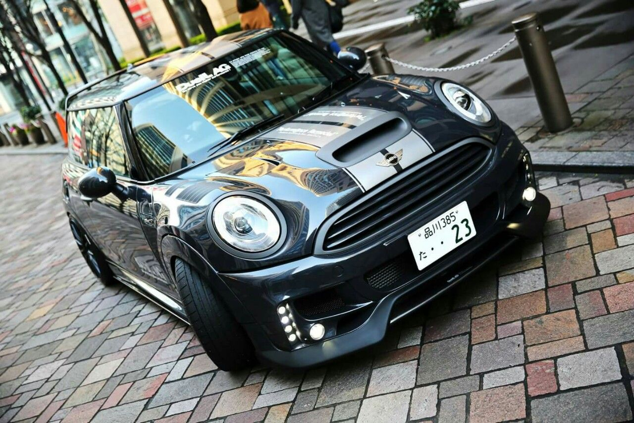 Mini coopers and all that they re about