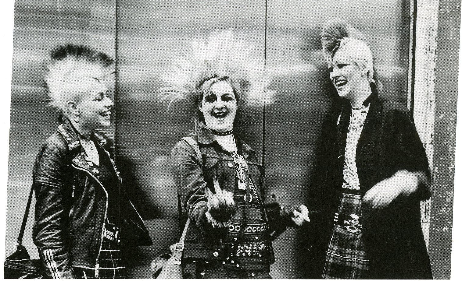 punk rock artists 1970s