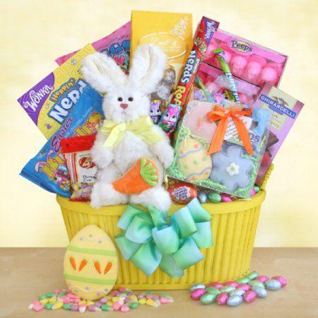 Favorite easter gift basket walmart easter pinterest favorite easter gift basket walmart negle Images