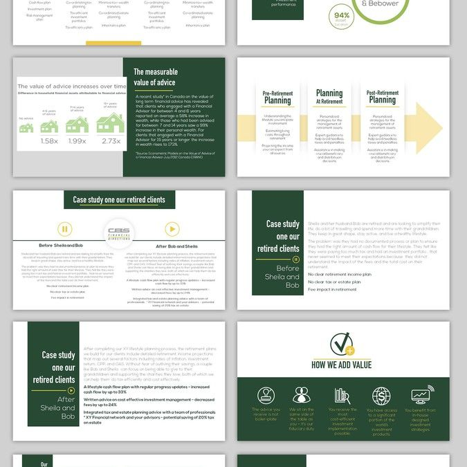 Power Point Value Proposition Document For Top Financial Firm By