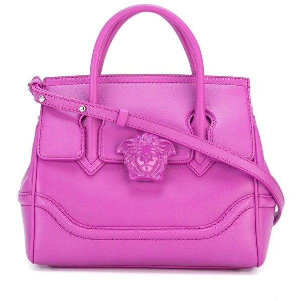 Versace Palazzo Empire shoulder bag (€2.000) ❤ liked on Polyvore featuring bags, handbags and shoulder bags