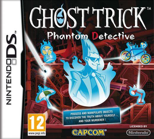 Ghost Trick Phantom Detective [Español] [NDS]