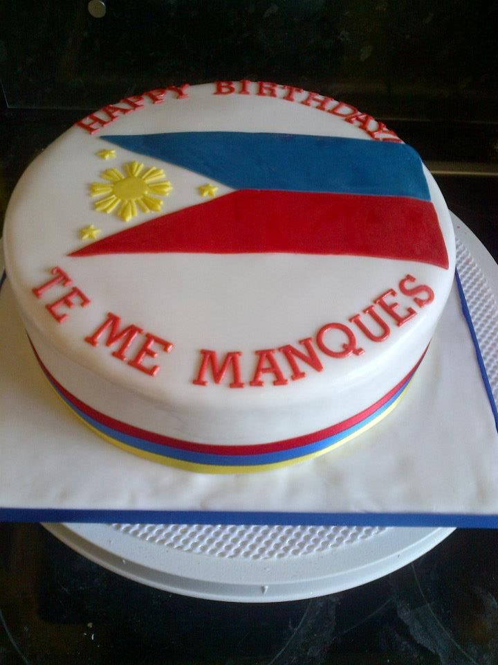 Famous Birthday Cakes In Philippines
