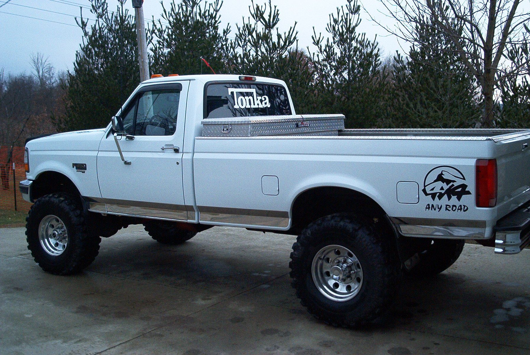 1992 f350 lifted dan 1997 ford f 350