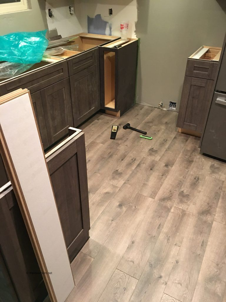 How To Install Laminate Flooring Diy For The Home Installing