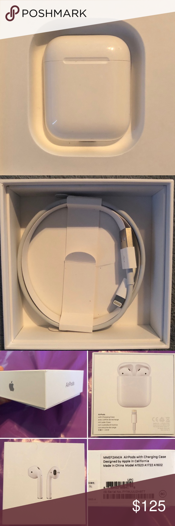 airpods 1st generation box