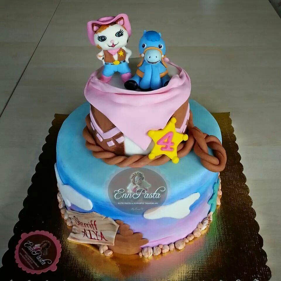 Sheriff Callie Birthday Cake Walmart