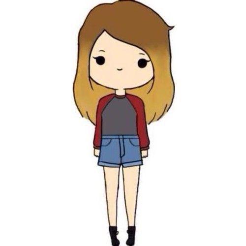 brown blonde hair oblyvian girl